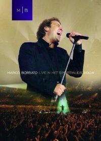 Cover Marco Borsato - Live in het Sportpaleis 2004 [DVD]